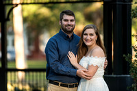 Sanford Waterfront Park Engagement Experience | Allison and Caleb