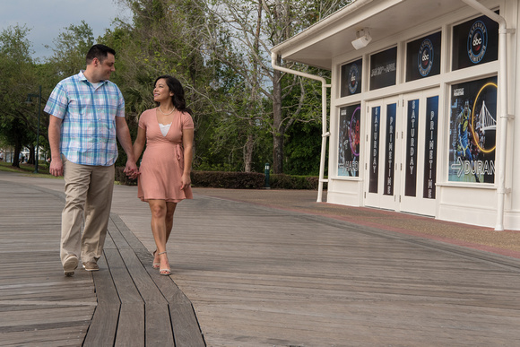 Disney-Boardwalk-Engagement-Session-Leonor-and-Paul 1036